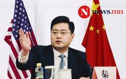 АНУ дахь Хятадын дипломат албыг хатуу гараар удирдана