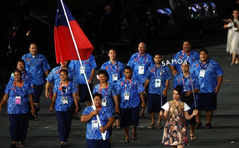 Самоа улс Токиогийн олимпод оролцохгүй гэдгээ мэдэгдлээ