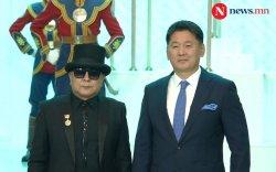 """""""Чингис хаан""""-ы Д.Жаргалсайханд Ардын жүжигчин цол хүртээлээ"""