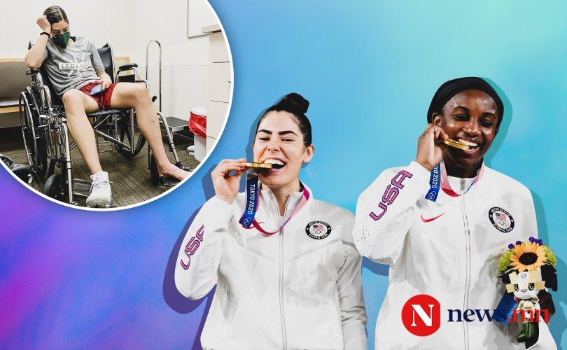 Тэргэнцэр дээрээс олимпийн алтан медальд хүрсэн нь