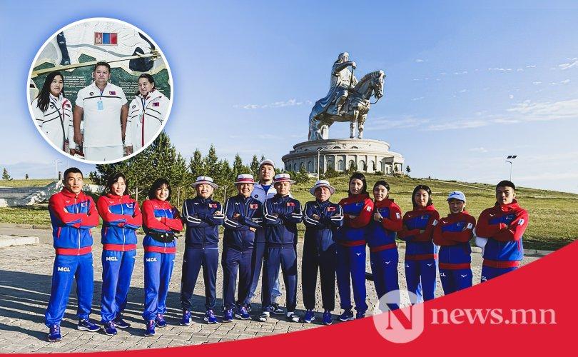 Монголын чөлөөт бөх, хүндийн өргөлтийн тамирчид Токиог зорив