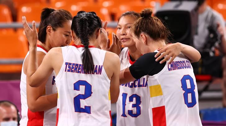 3х3: Монголын баг олимпийн наадмаа өндөрлүүллээ