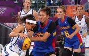 3×3: Румын, Монголын багууд анхны хожлынхоо төлөө