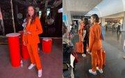 Украинд онгоцны үйлчлэгч нар пүүз өмсдөг болно