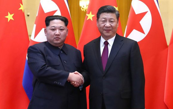 Ким, Ши нар илүү нягт холбоотой хамтран ажиллана