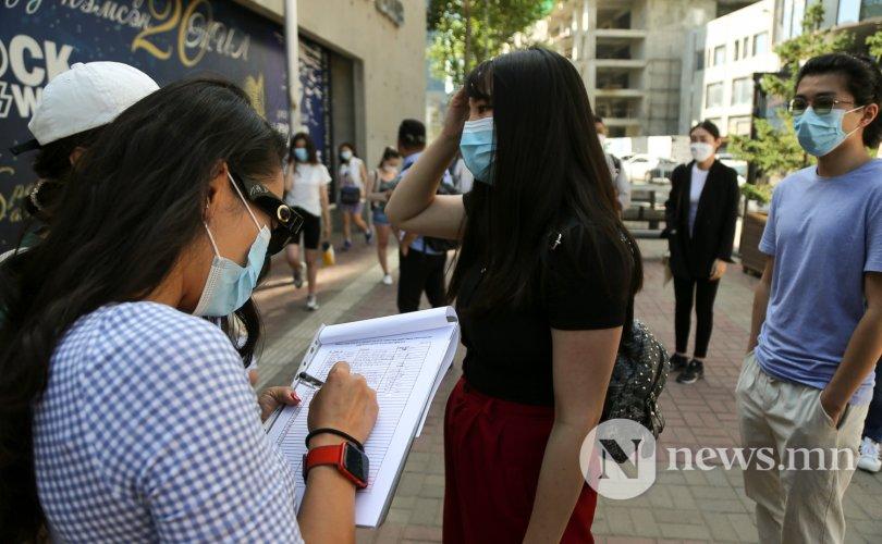 Хятад руу буцах хүсэлтэй оюутнууд мэдээлэл хийнэ