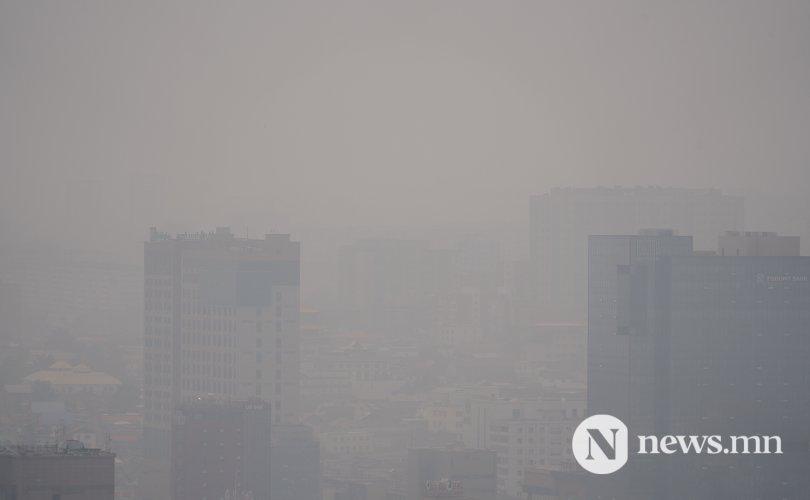 Түймрийн утааны хорноос хамгаалж N95 маскийг зүүгээрэй