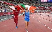 Катар, Италийн тамирчид алтан медалиа хуваажээ