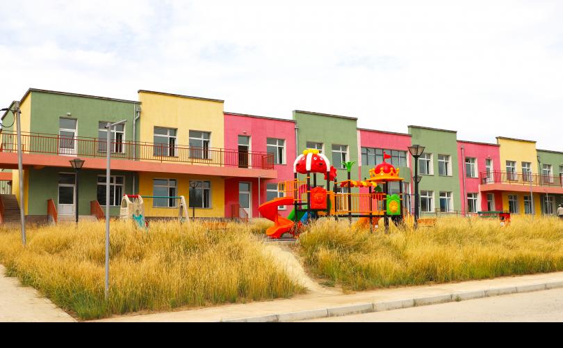 Баянгол дүүрэгт 240 хүүхдийн цэцэрлэг ашиглалтад орно