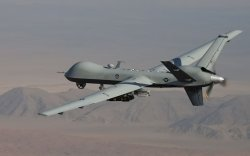 """Пентагон дроны цохилт өгч, """"Исламын улс""""-ын хэт даврагчийг устгав"""