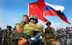 """""""Орос, Хятадын тасаршгүй холбоог нотоллоо"""""""