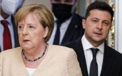 """Меркель: """"Хойд урсгал 2""""-ыг Украины эсрэг ашиглахгүй"""
