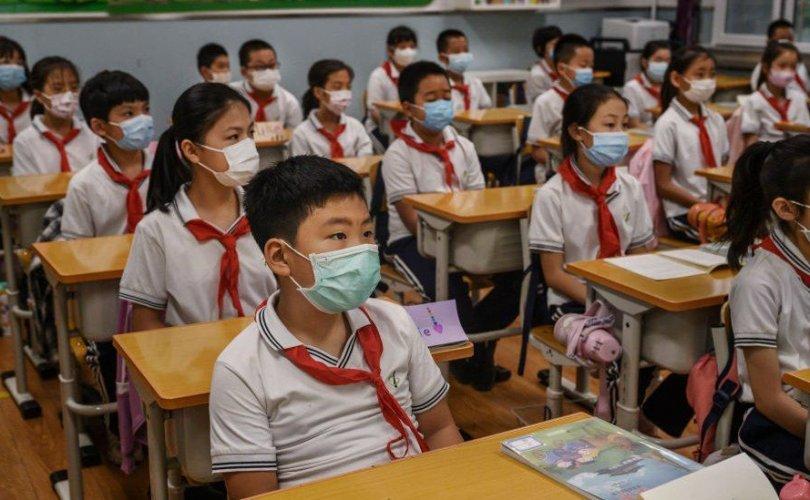 Хятадад зургаа, долоон настнуудаас шалгалт авахыг хориглов