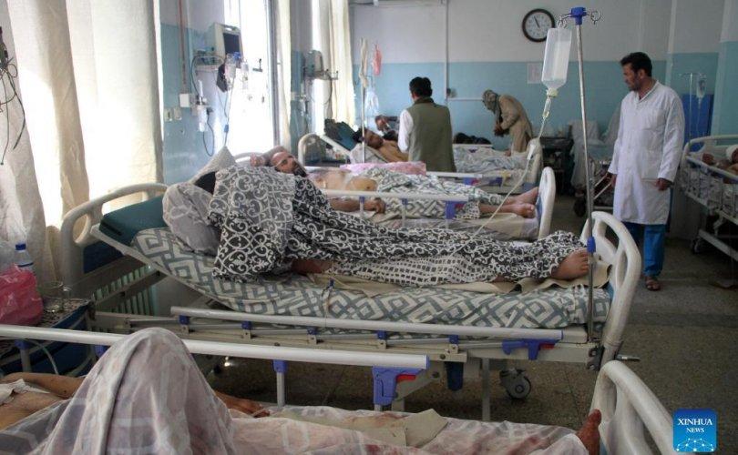 Кабулд халдлагын улмаас нас барагсдын тоо 103-д хүрчээ