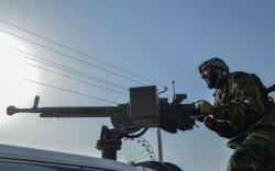 АНУ цэргээ Афганистанаас гаргаснаар Талибан идэвхжив