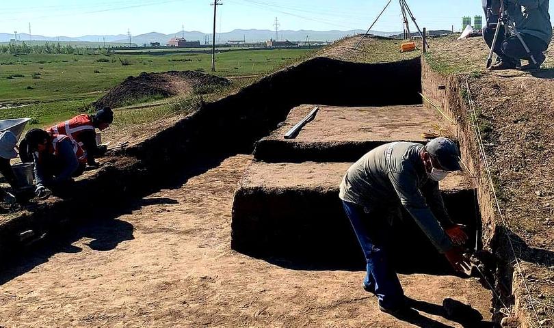 """""""Туулын хар түнэ"""" археологийн судалгааны ажил 70 хувьтай хэрэгжиж байна"""
