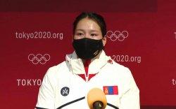 """""""Дараагийн олимпоос алтан медаль авч, та нарыгаа баярлуулна"""""""