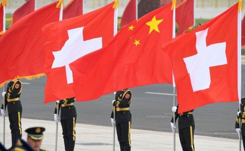 Швейцариас Хятадын хэвлэлүүдийг худал мэдээллээ устгахыг хүсэв