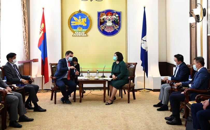 Монголын шилжилт хөдөлгөөнийг ойлгох төслийг Улаанбаатарт хэрэгжүүлнэ