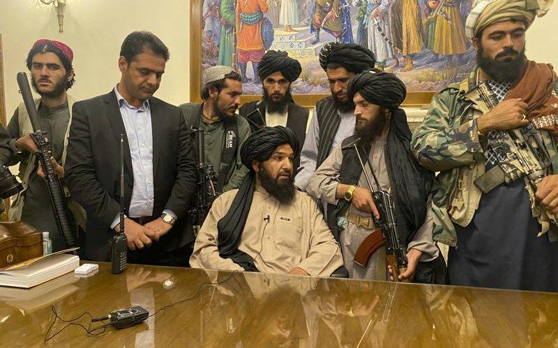 Талибан Кабул хотод шинэ засгийн газар байгуулна