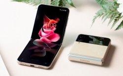 """""""Samsung"""" эвхэгддэг гар утасны гурав дахь үеийг танилцуулав"""
