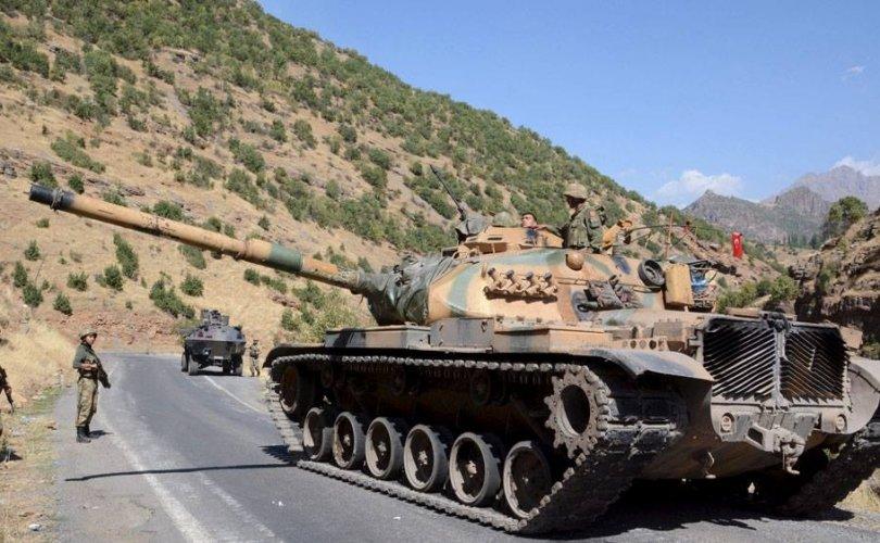 Иракийн хойд хил дээр Туркийн гурван цэрэг үрэгдэв