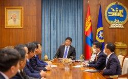 Монгол Улсын Ерөнхийлөгч: МҮЭХ-г бүх талаар дэмжиж ажиллана