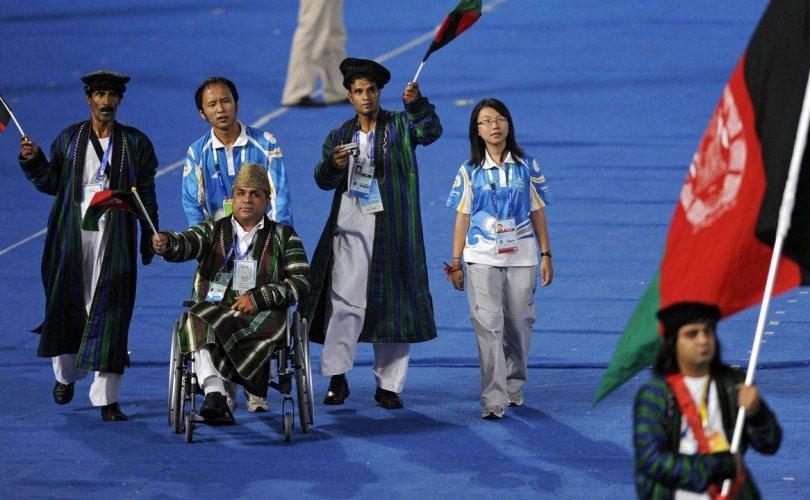 Афганистаны тамирчид паралимпийн наадамд оролцохгүй