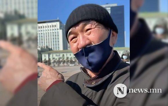 Монголын төр Ц.Нямдоржид төлөөсгүй!