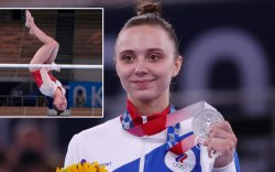 Анастасия Ильянкова: Алтын дайтай мөнгөн медаль хүртлээ