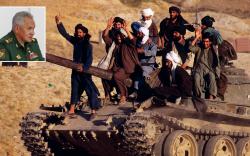 Узбекистан, Тажикистантай хиллэдэг Афганистаны хилийг талибанчууд эзлэв