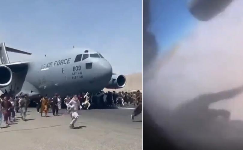 Кабулаас хөөрсөн онгоцноос хүний эд, эрхтэн олджээ