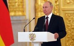 Путин: Олон улс хил дамнасан алан хядлагаас сэргийлэх шаардлага үүслээ