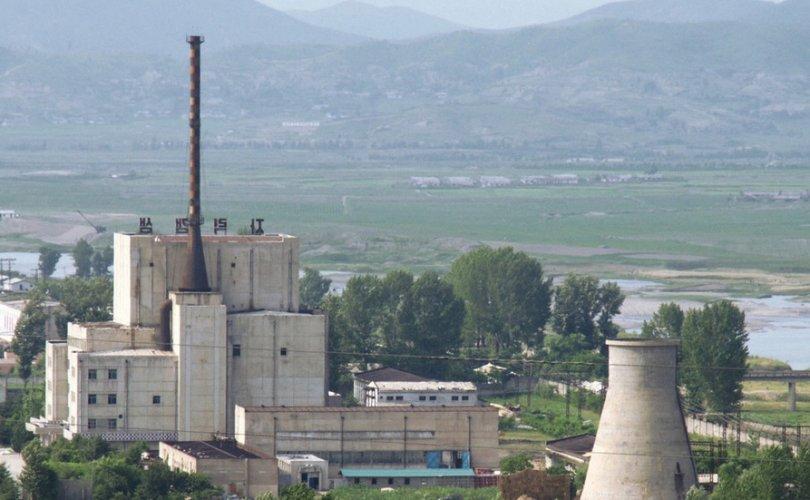 БНАСАУ Ёнбоны цөмийн реактороо асаажээ
