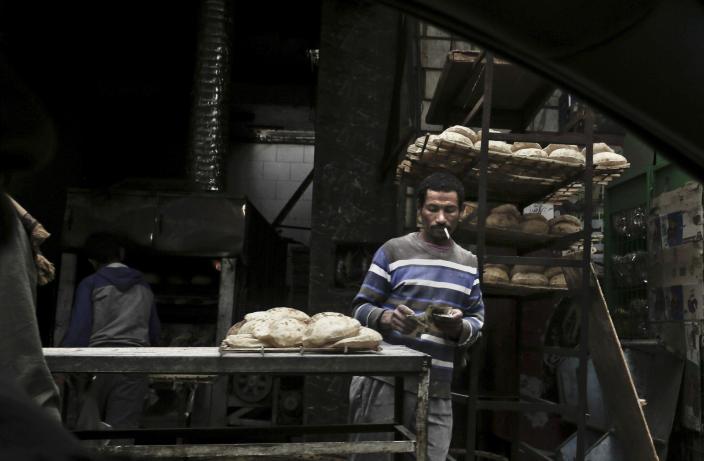 Талхны бослого ба Египетийн улс төр