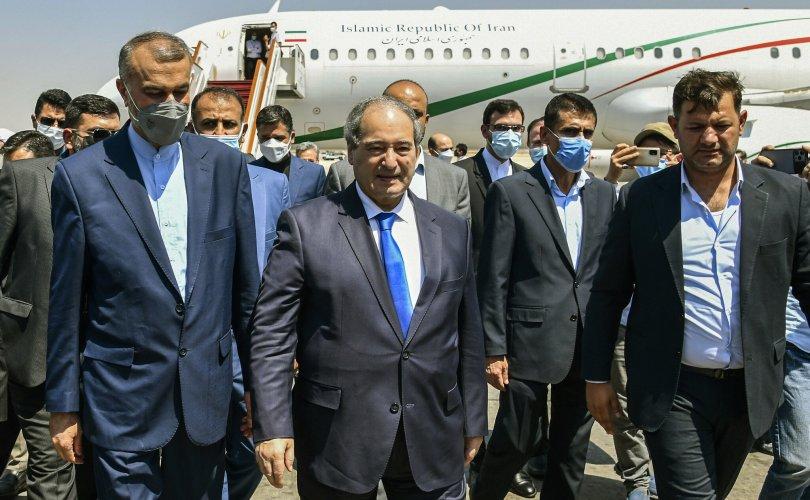 Иран, Сири хоёр АНУ-ын хоригийг хамтын хүчээр сөрж зогсоно