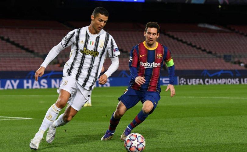 Месси vs Роналдо гэх тулааныг Аваргуудын лигт дахин харах уу?