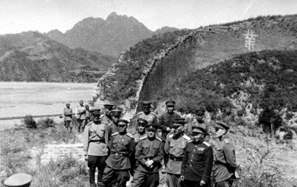 """""""Японоос Монголыг эзлэх төлөвлөгөө""""-г Х.Чойбалсанд өгөв (1937.08.24)"""