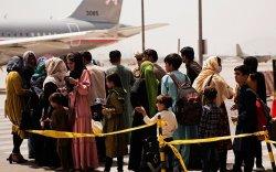 Афганчуудыг АНУ-руу нүүлгэн шилжүүлэх нислэг амжилттай болов