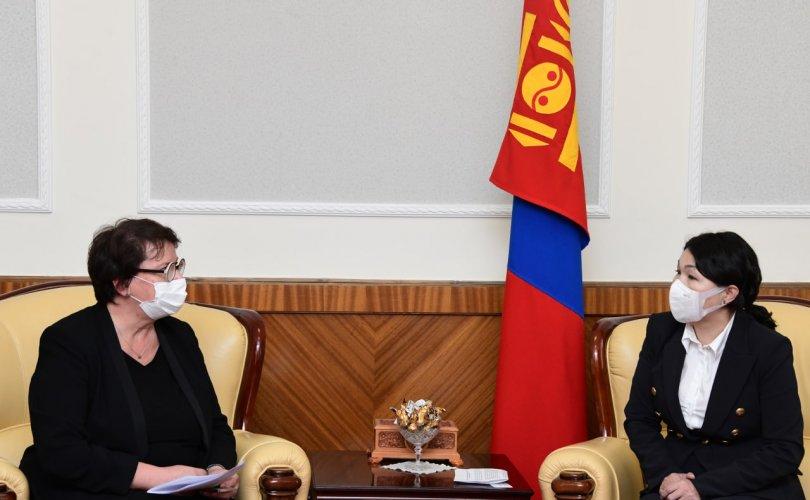 """""""Монгол Улсад парламентын ардчиллыг бэхжүүлэх нь"""" төслийг хэрэгжүүлнэ"""