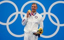 Олимпийн долоон алттай Калеб: Надад төмрийн хэлтэрхий хэрэггүй