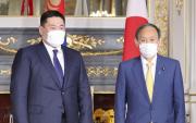 Япон улс Монголд 8 сая долларын тусламж үзүүлнэ