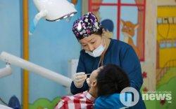 """""""Хүүхдийн шүдний аян""""-ыг сарын хугацаатай зохион байгуулна"""