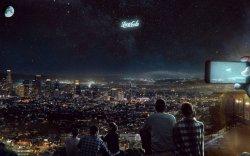 Space X: Сансарт сурталчилгааны самбар байрлуулна