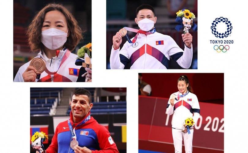 Олимпийн медальтнуудыг хүлээн авах уулзалт хойшилжээ