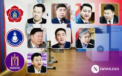 Нөхөн сонгуульд нэр дэвшигчдийн хэн нь хэн бэ?