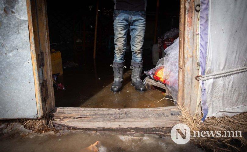ОБЕГ: Баян-Өлгийд 78 айл усанд автжээ