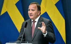 Шведийн Ерөнхий сайд огцрохоо мэдэгдлээ