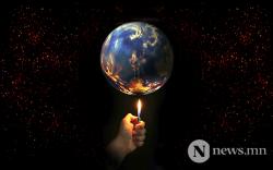 Дэлхий дулаарлын үлгэр Монголд хамаагүй