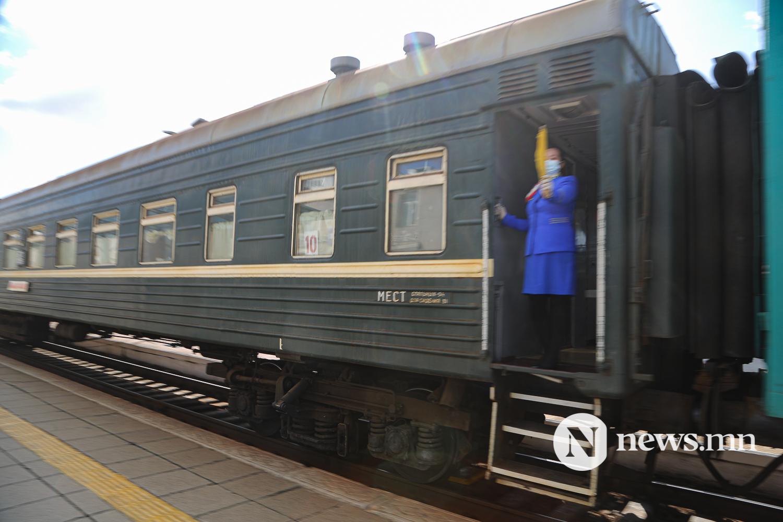 Төмөр зам орон нутгийн галт тэрэг явж эхэллээ сурв (20 of 25)